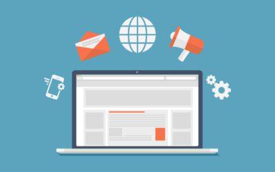 ¿Cómo se estructura un sitio web?