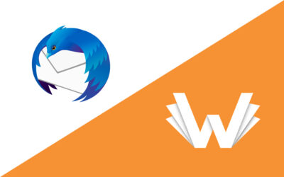 Guía para configurar tu mail de eWapp en Thunderbird